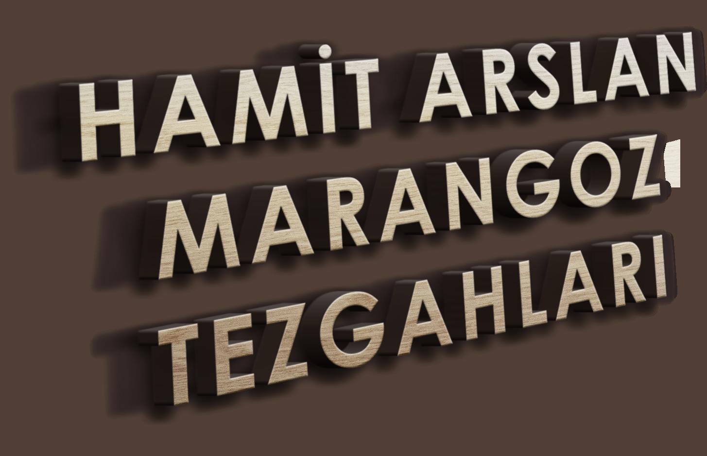 Ahşap Marangoz Tezgahları – Hamit & Mehmet Arslan